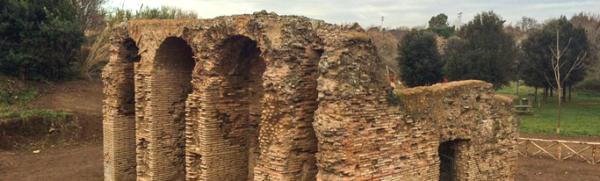 Cisterna romana alla caffarella