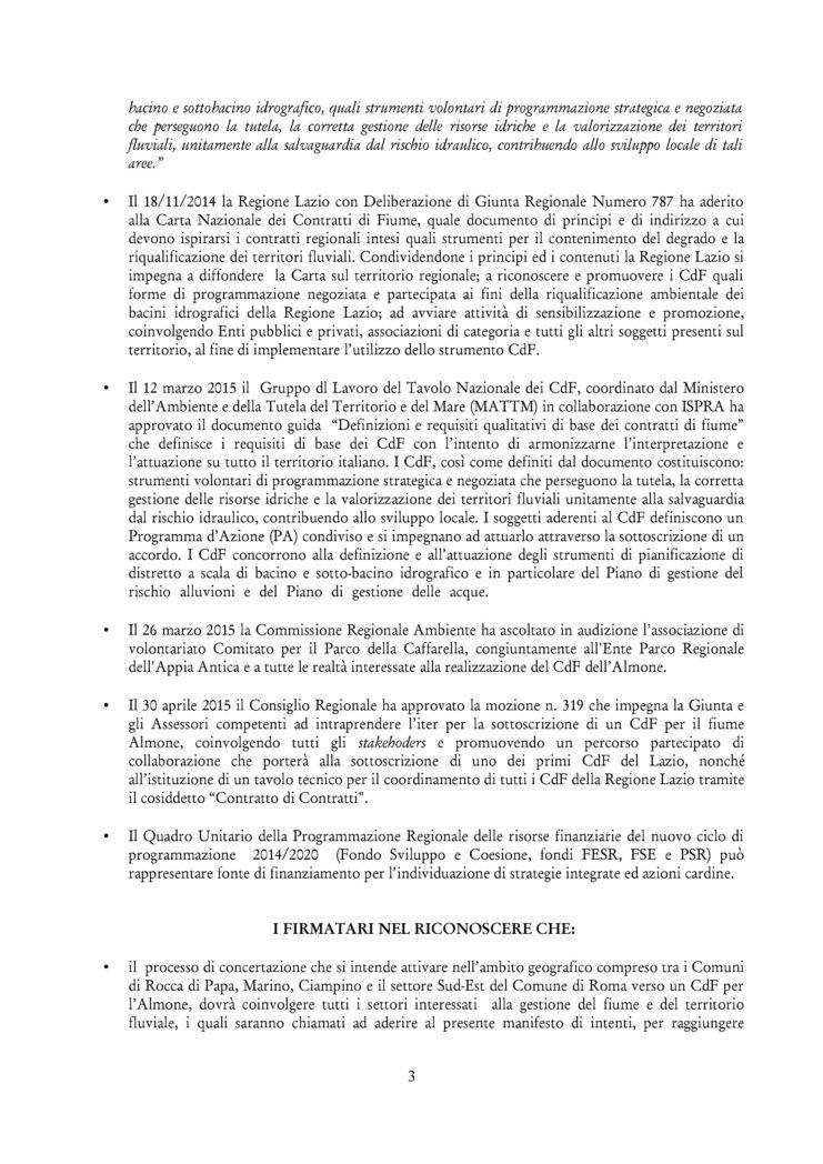 Contratto di fiume firmato 3