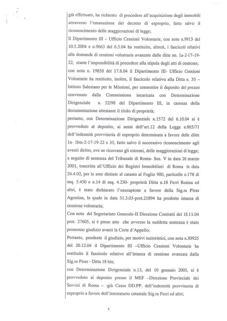 2005 Decreto esproprio Veltroni 11
