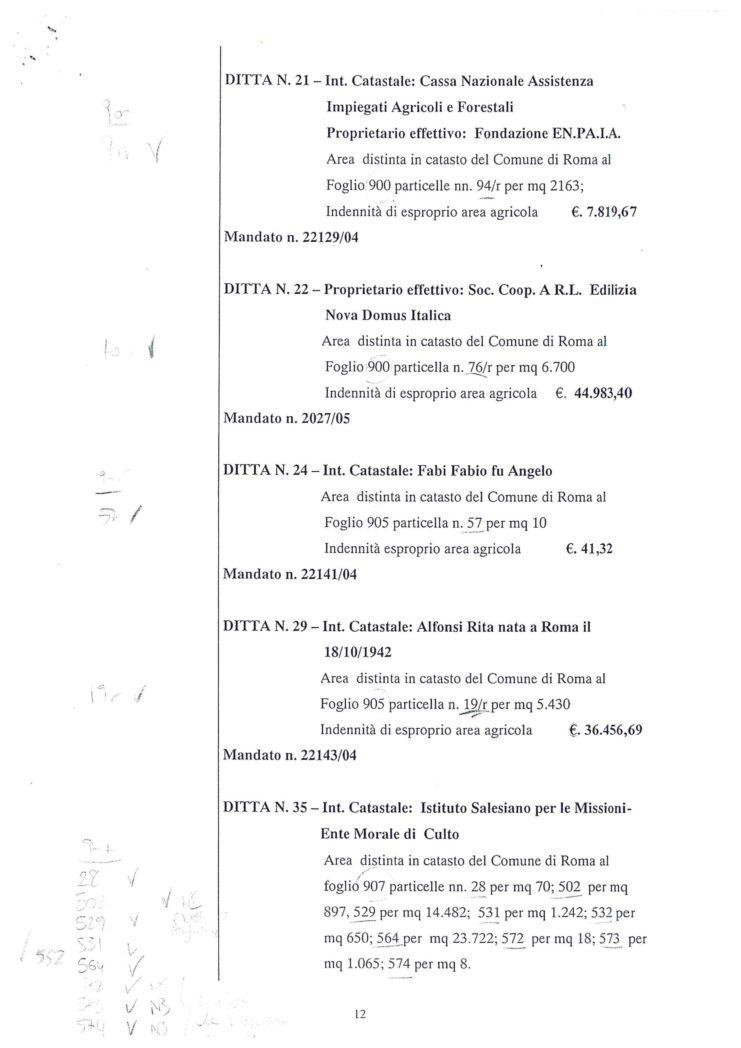 2005 Decreto esproprio Veltroni 3