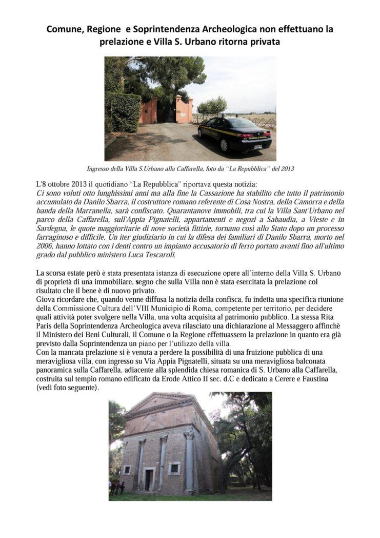 Prelazione S. Urbano